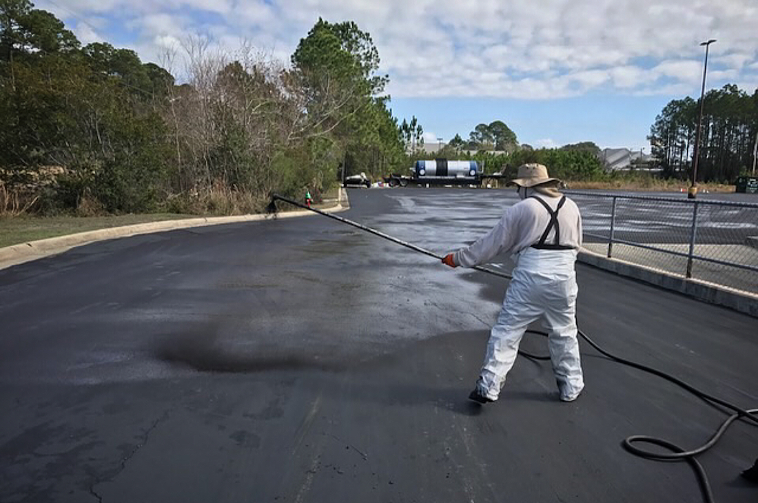 Asphalt Sealcoating Company